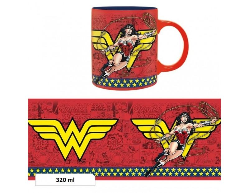 Κούπα Wonder Woman Action (320ml)
