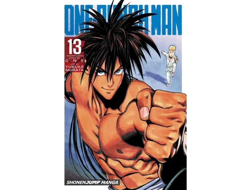Manga One-Punch Man Τόμος 13 (English)