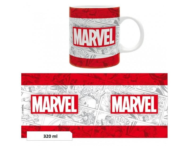 Κούπα Marvel Logo (320ml)