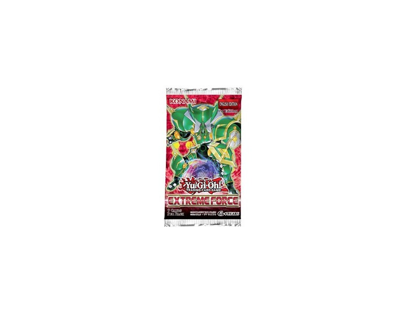 Booster Pack Extreme Force