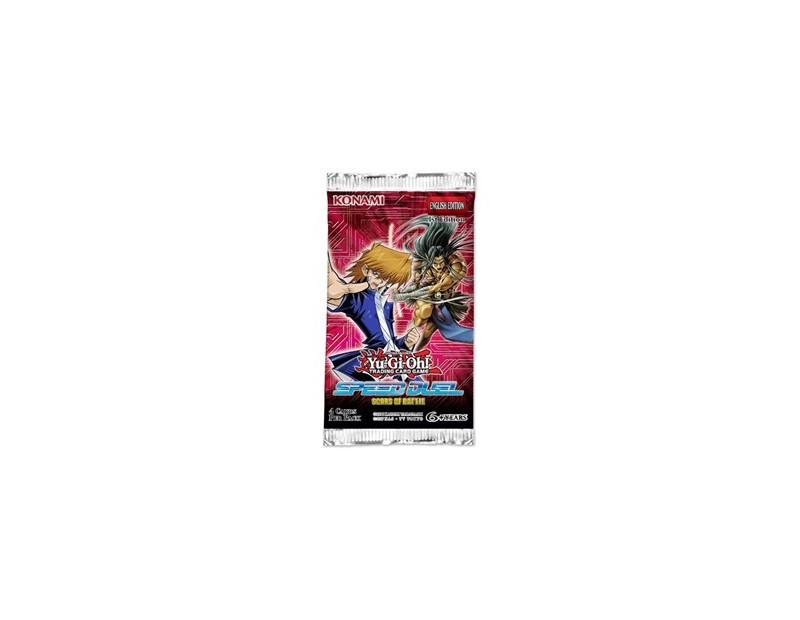 Booster Pack Speed Duel: Scars of Battle