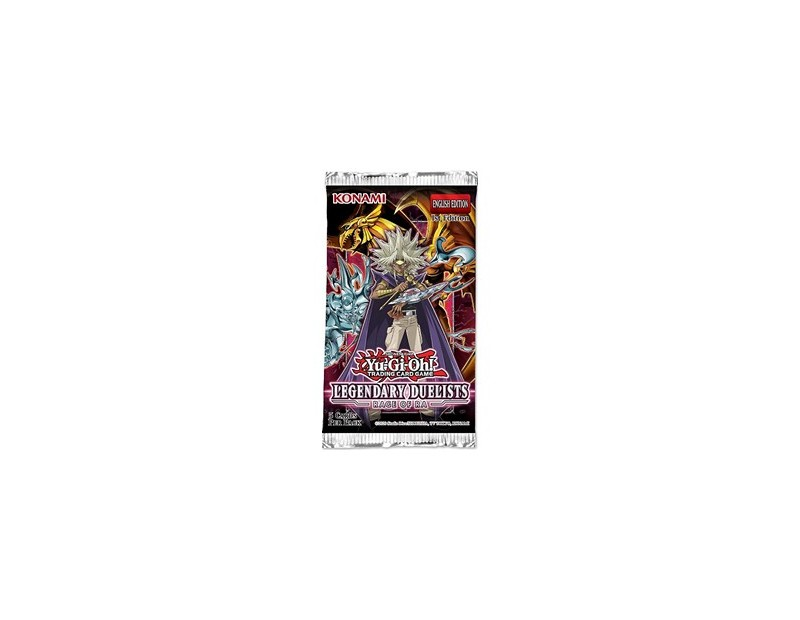 Booster Pack Legendary Duelists: Rage of Ra