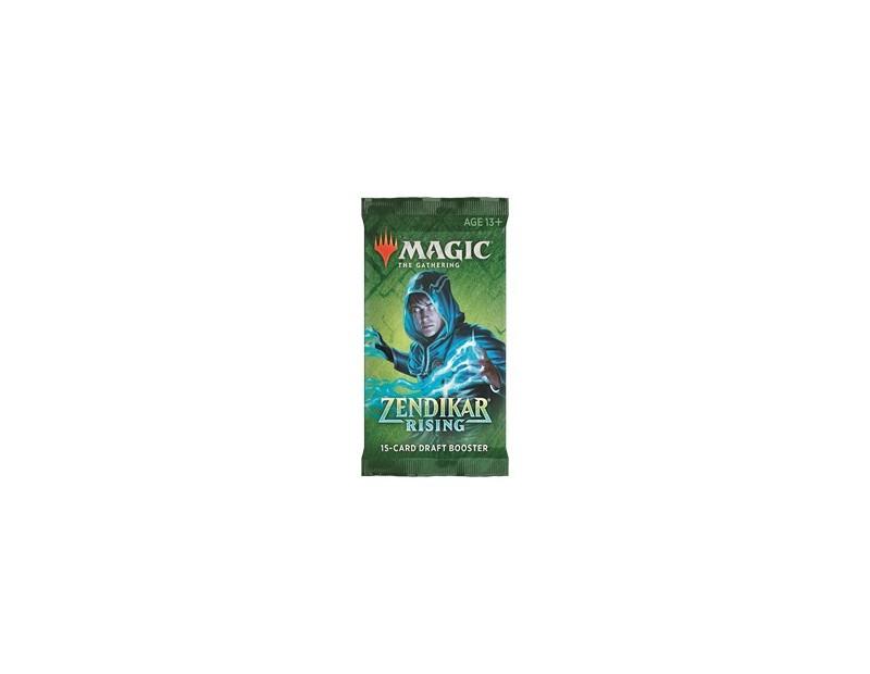 Draft Booster Zendikar Rising