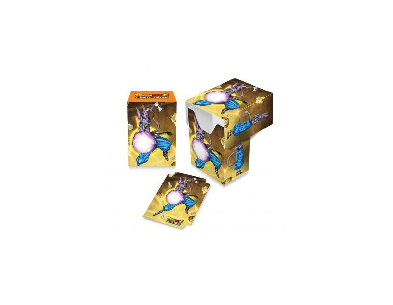 Deck Box Full View Beerus Dragon Ball Super (Ultra Pro)