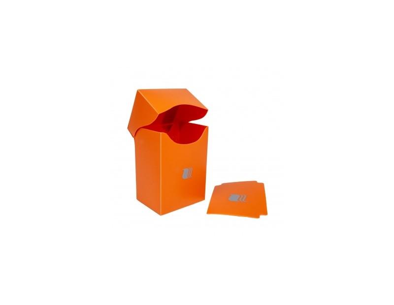 Deck Box Vertical Orange (Blackfire)