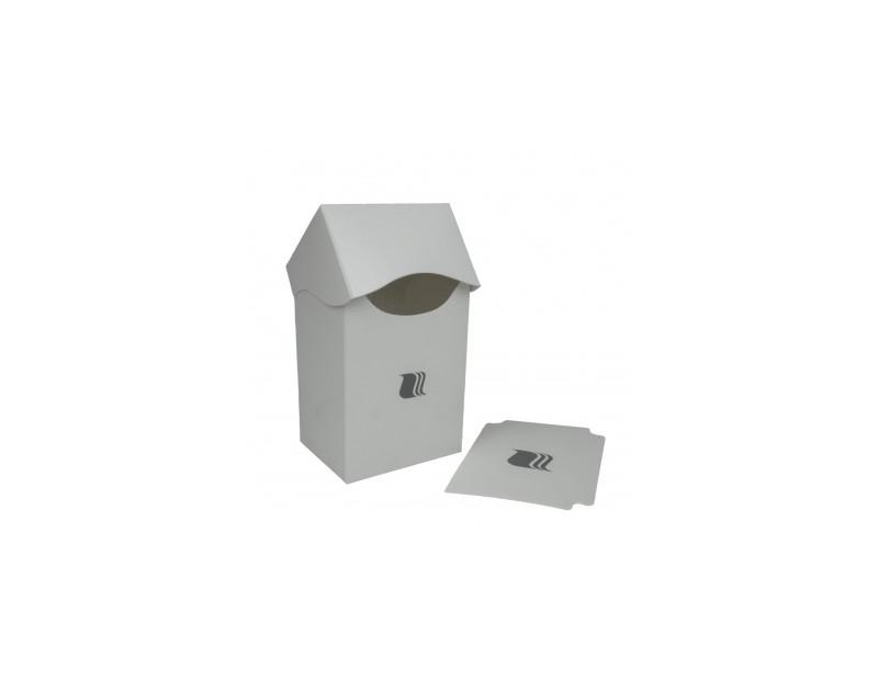 Deck Box Vertical White (Blackfire)