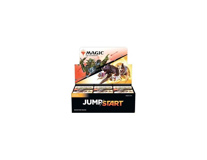 Booster Display Jumpstart