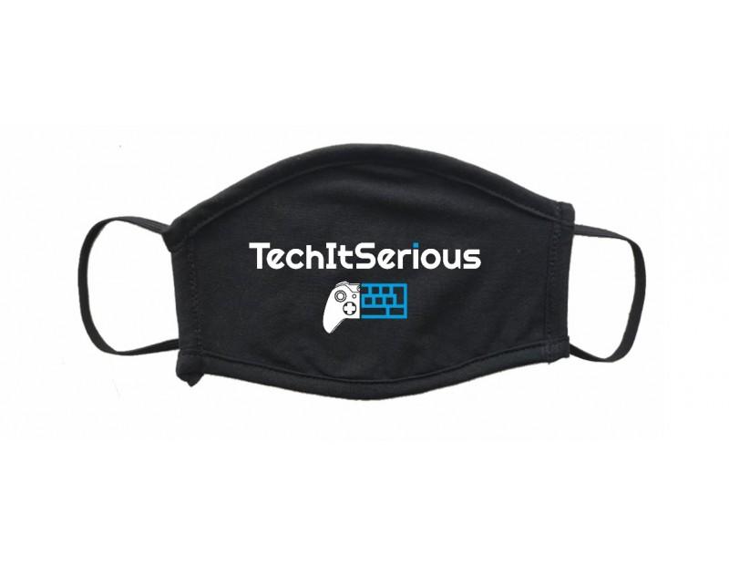 Μάσκα Προστασίας TechItSerious