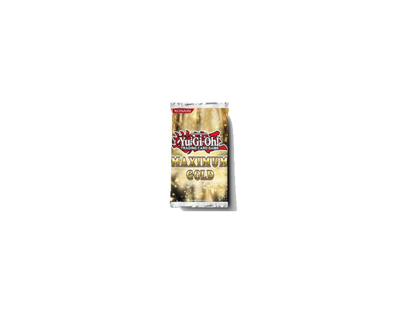Maximum Gold Booster Pack