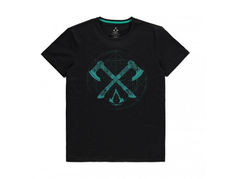 T-Shirt Valhalla Axes