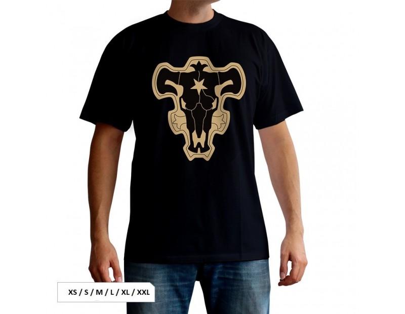 T-Shirt Black Bull
