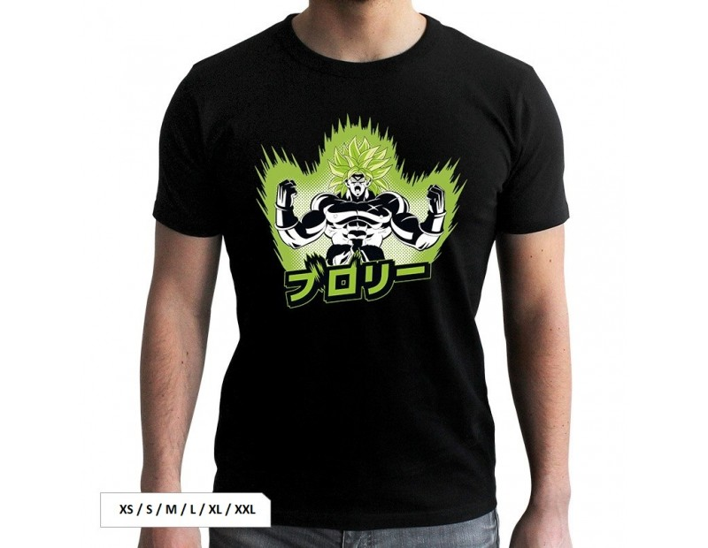 T-Shirt Broly (Japan version)