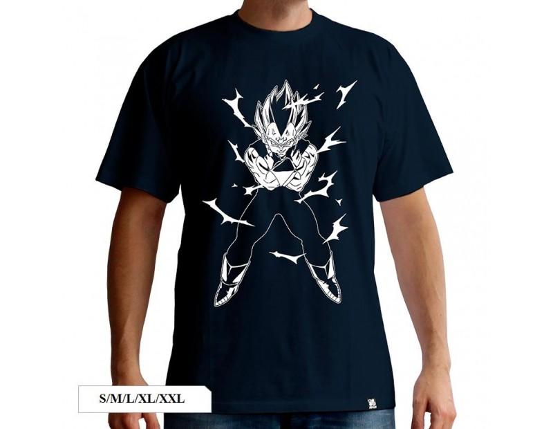T-shirt Vegeta Super Saiyan (Power-Up)