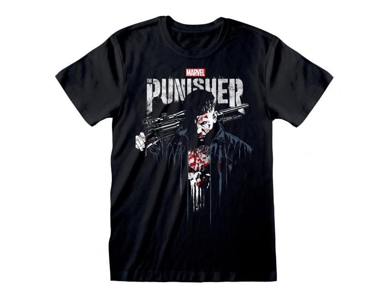 T-Shirt Frank Castle (Punisher)