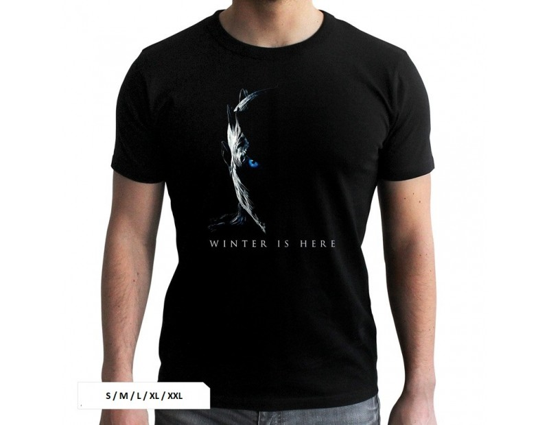 T-Shirt Night King Winter is Here