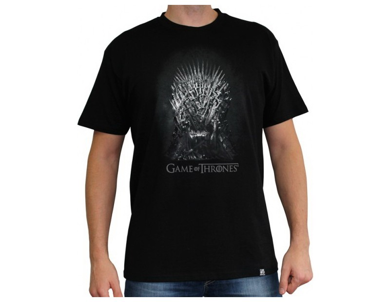 T-shirt Iron Throne