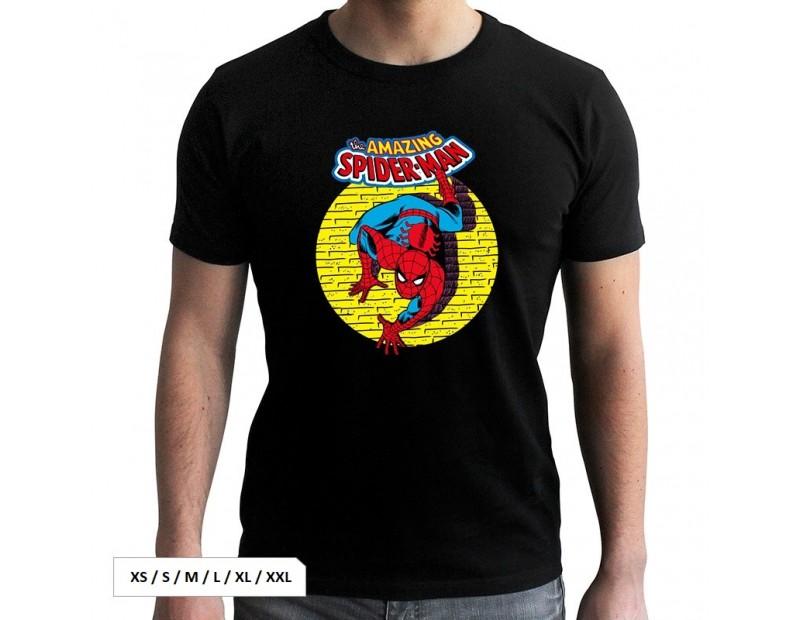 T-Shirt Spider-Man Vintage