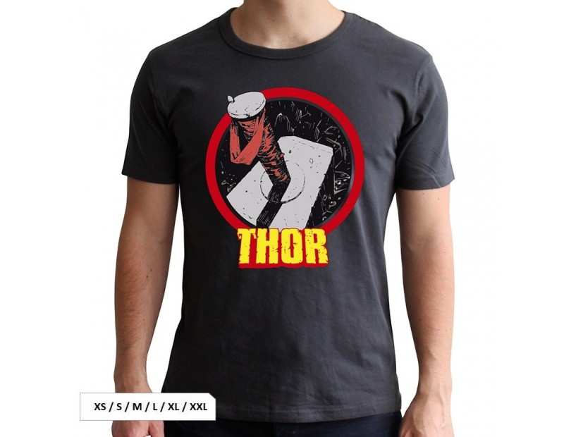 T-Shirt Thor (Mjolnir)