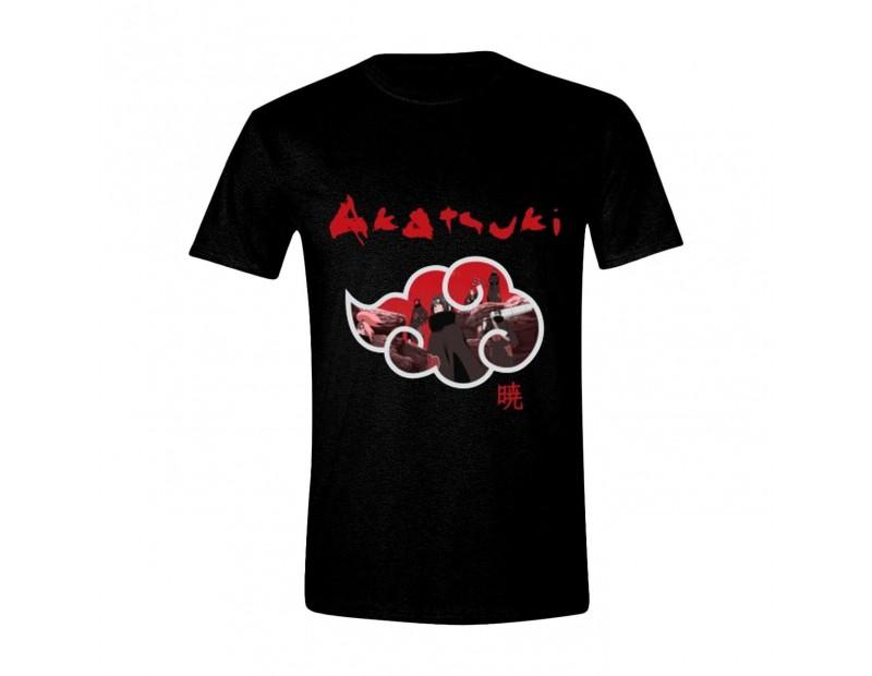 T-shirt Akatsuki
