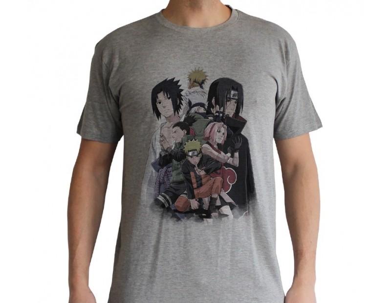 T-shirt Group Naruto