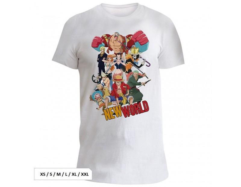 T-Shirt New World