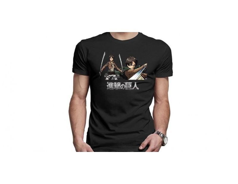 T-shirt Eren Yeager
