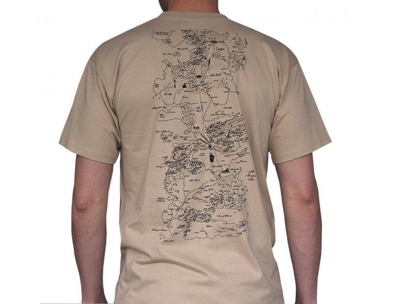 T-shirt Westeros