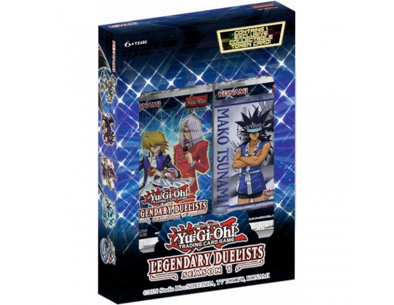 Booster Display Legendary Duelists: Season 1