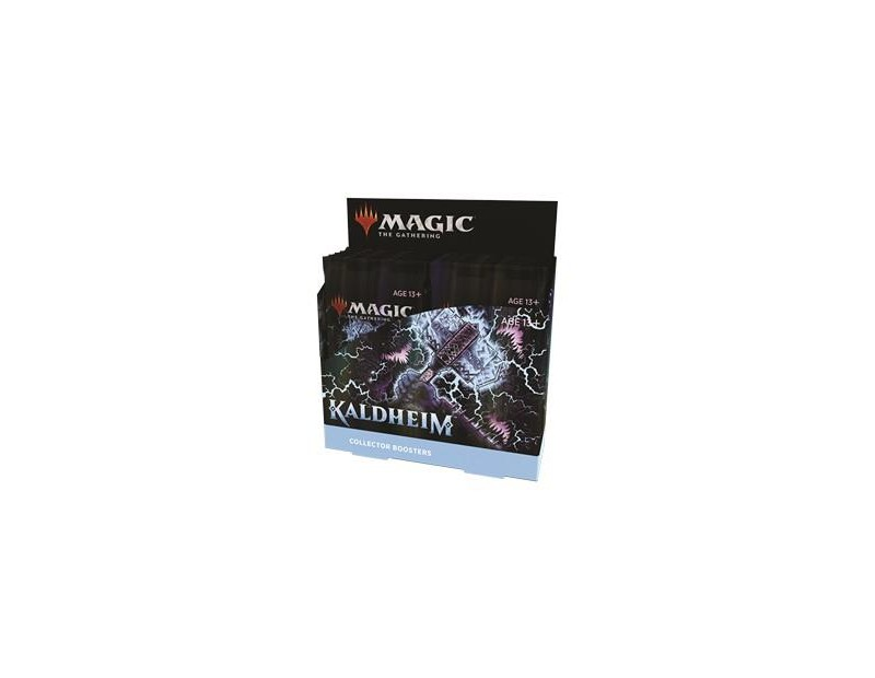 Collector Booster Display Kaldheim