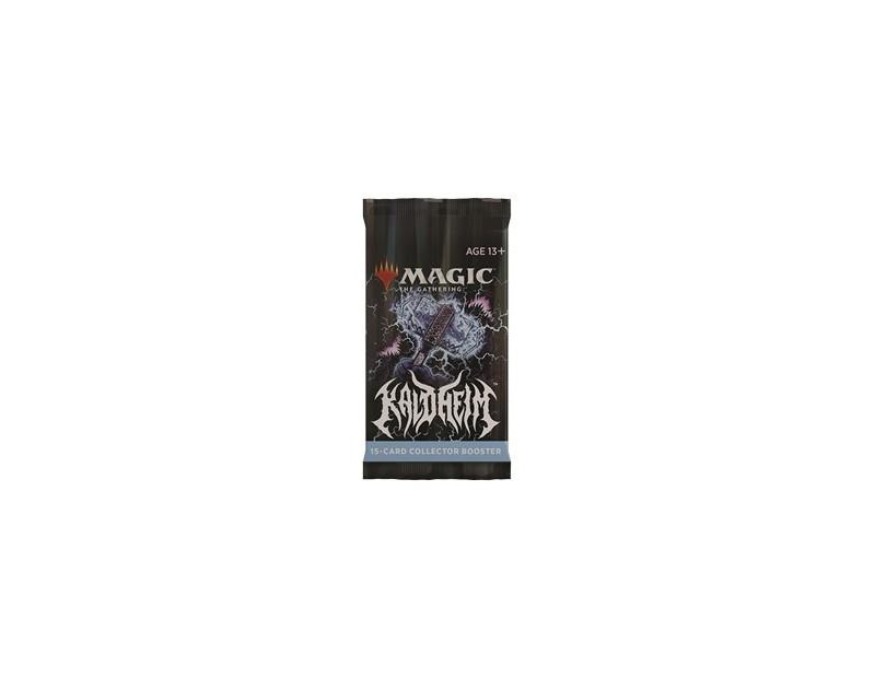 Collector Booster Pack Kaldheim