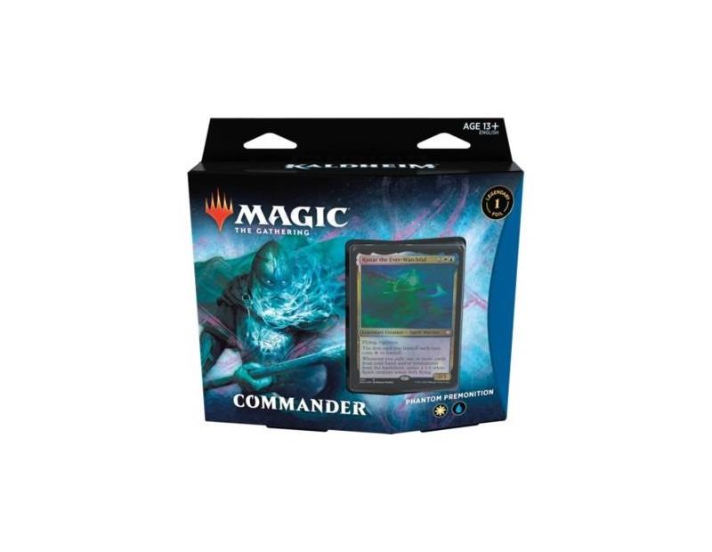 Commander : Kaldheim Deck Phantom Premonition