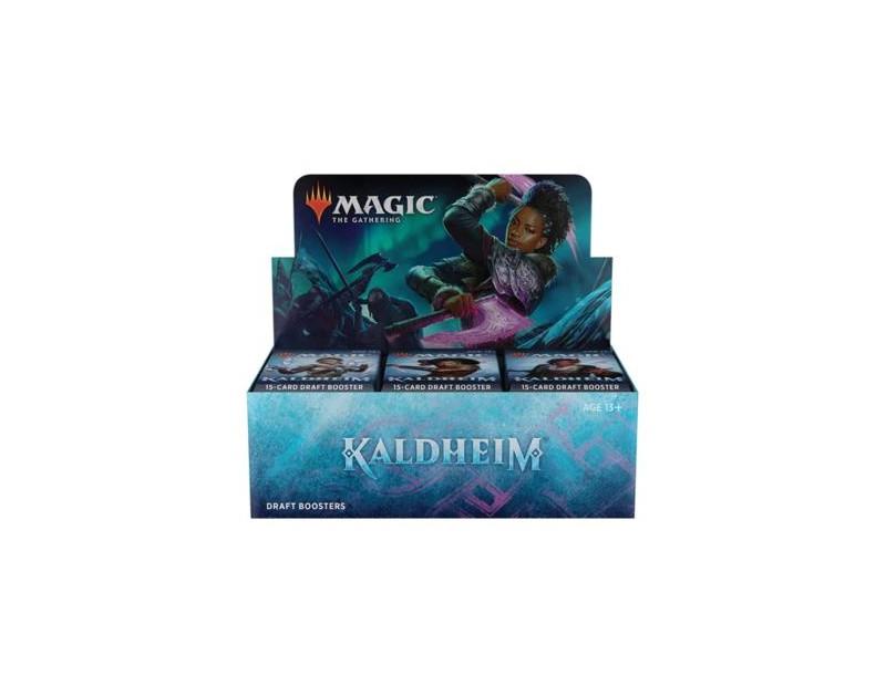 Draft Booster Display Kaldheim