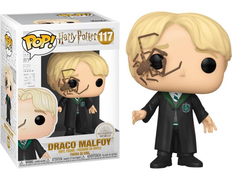 Φιγούρα Draco Malfoy with Whip Spider (Funko POP)