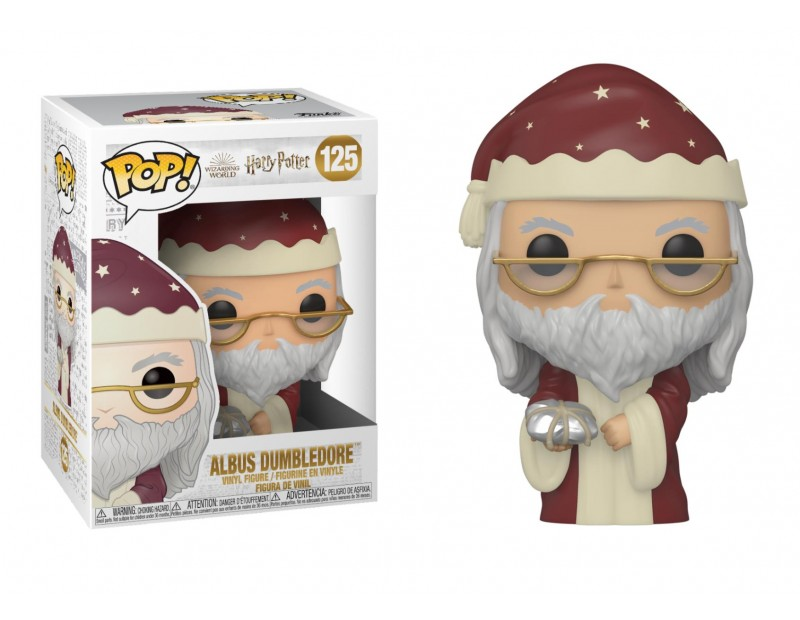 Φιγούρα Albus Dumbledore - Holiday (Funko POP)