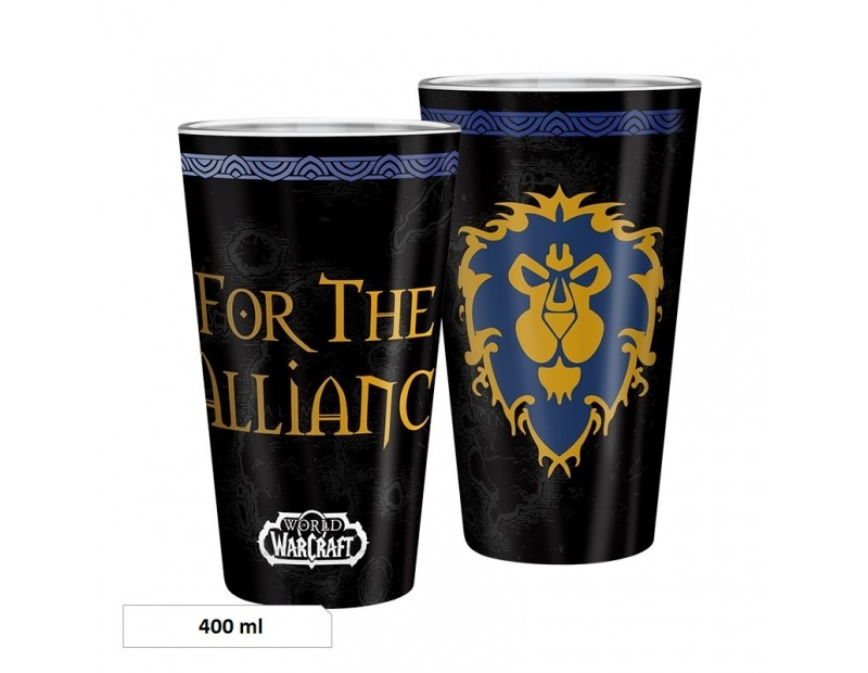 Ποτήρι For the Alliance (400ml)