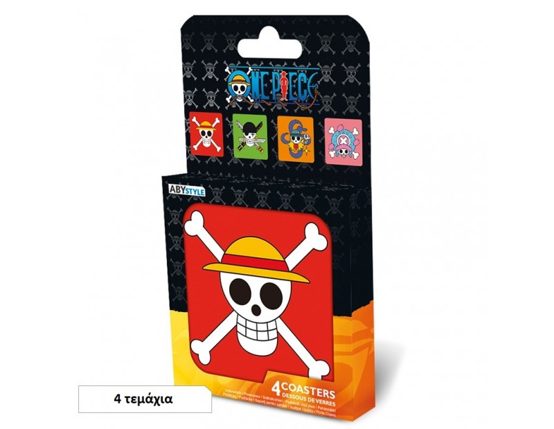 Σουβέρ One Piece Jolly Rogers