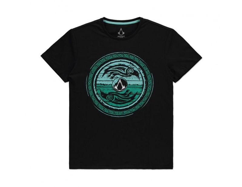T-Shirt Valhalla Shield