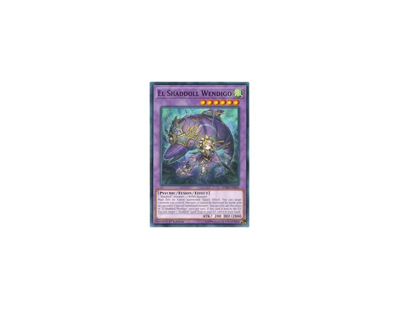 El Shaddoll Wendigo (SDSH) - 1st Edition