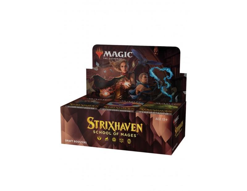 Draft Booster Display Strixhaven