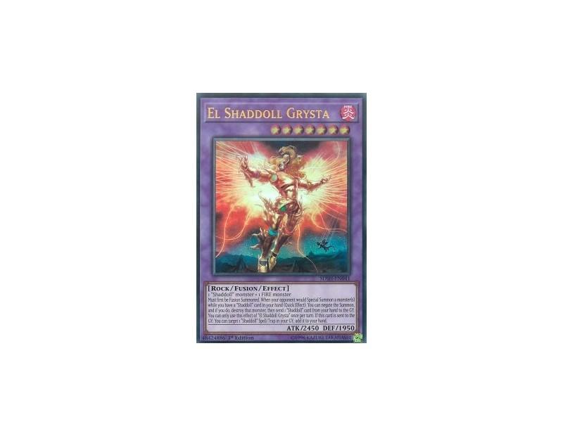 El Shaddoll Grysta (SDSH) - 1st Edition