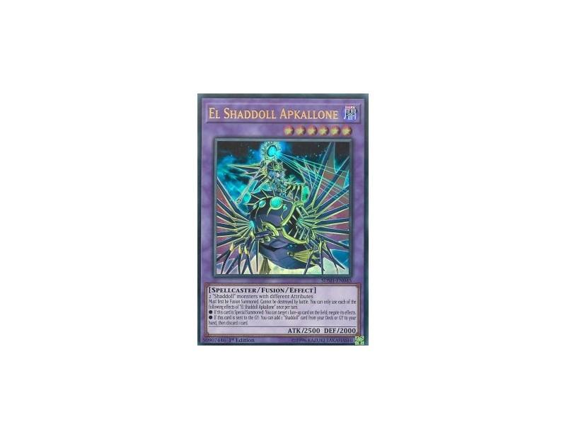 El Shaddoll Apkallone (SDSH) - 1st Edition