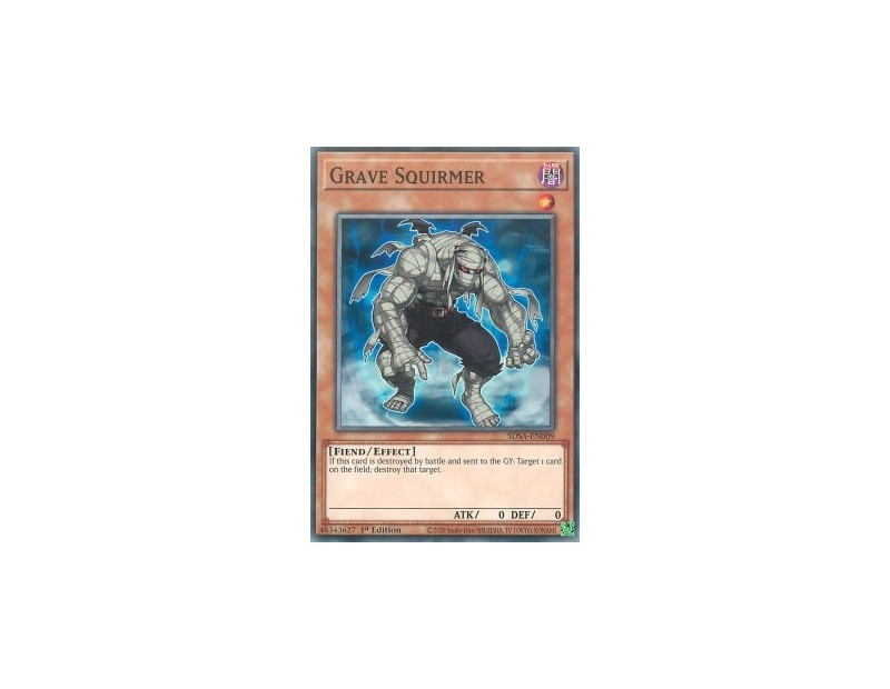 Grave Squirmer (SDSA) - 1st Edition