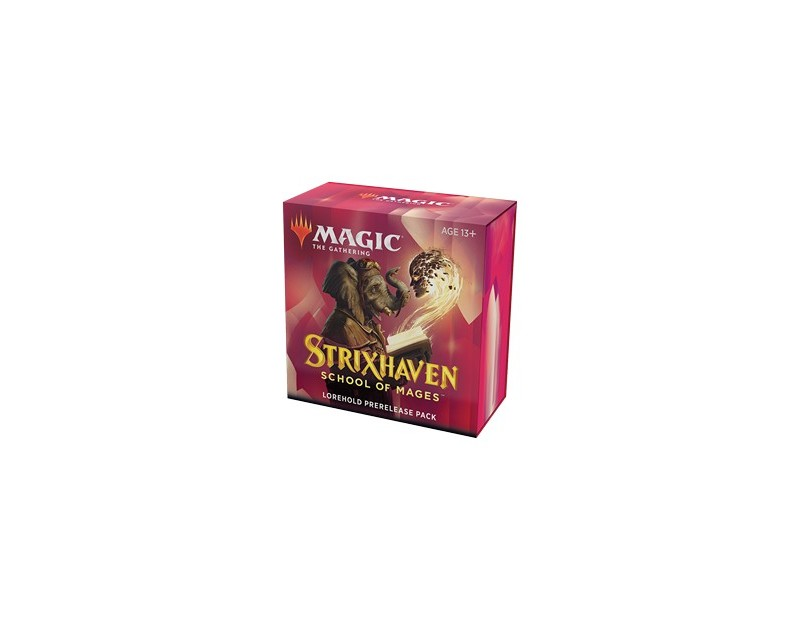 Prerelease Pack Strixhaven: School of Mages: Lorehold