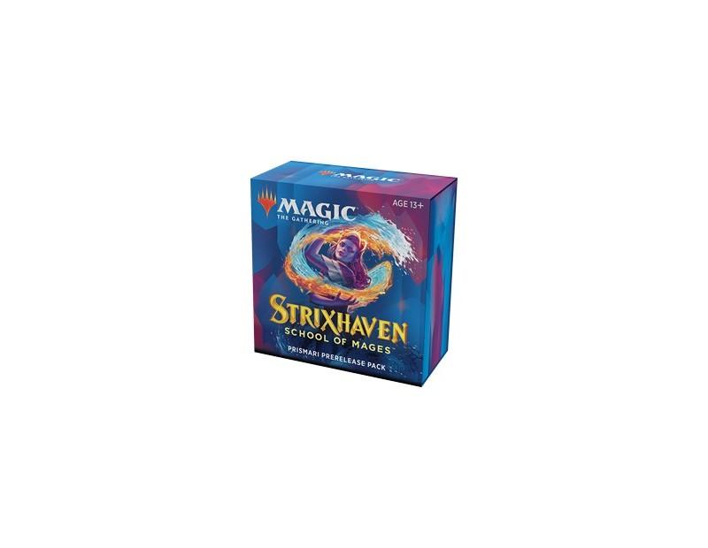 Prerelease Pack Strixhaven: School of Mages: Prismari