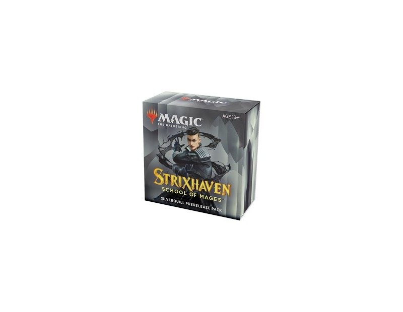 Prerelease Pack Strixhaven: School of Mages: Silverquill