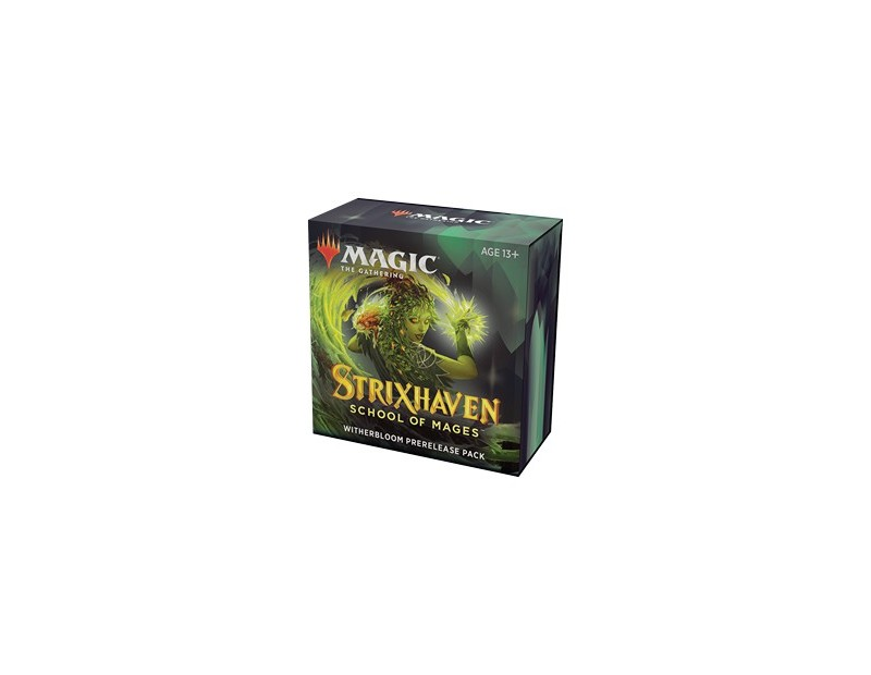 Prerelease Pack Strixhaven: School of Mages: Witherbloom