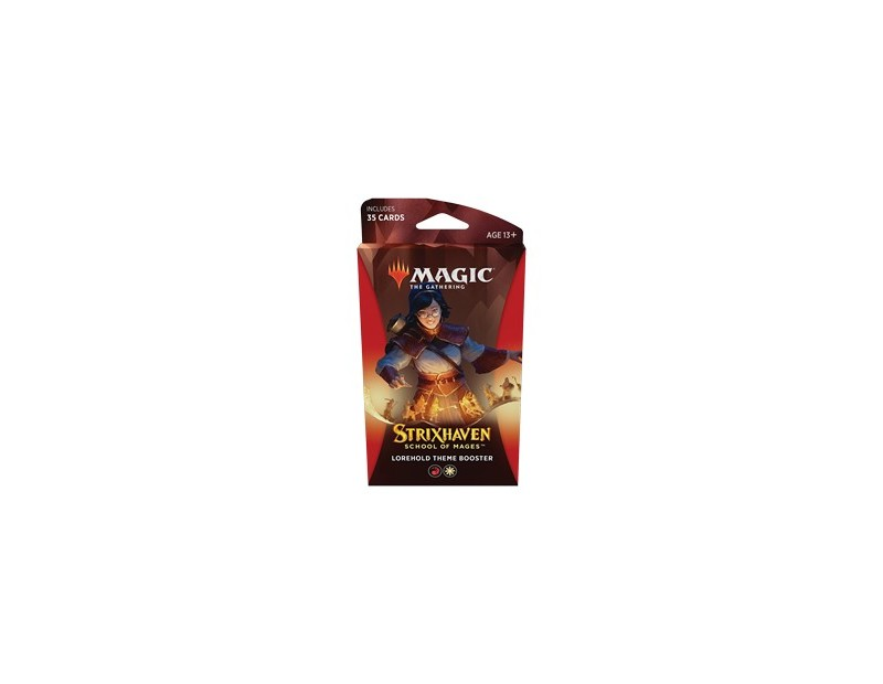 Theme Booster Strixhaven: School of Mages (Lorehold)