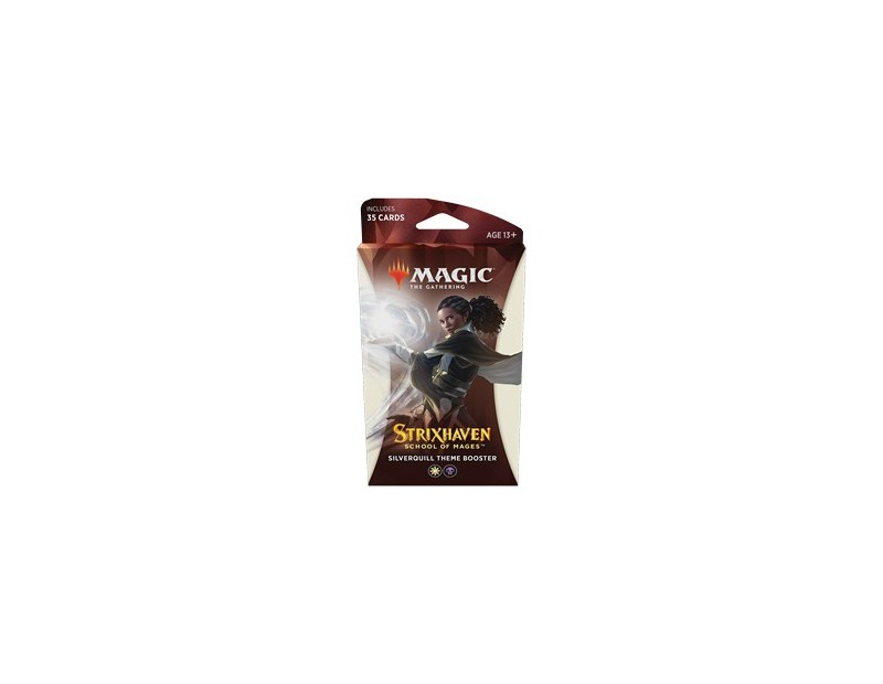 Theme Booster Strixhaven: School of Mages  (Silverquill)