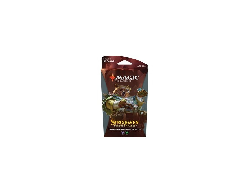 Theme Booster Strixhaven: School of Mages (Witherbloom)