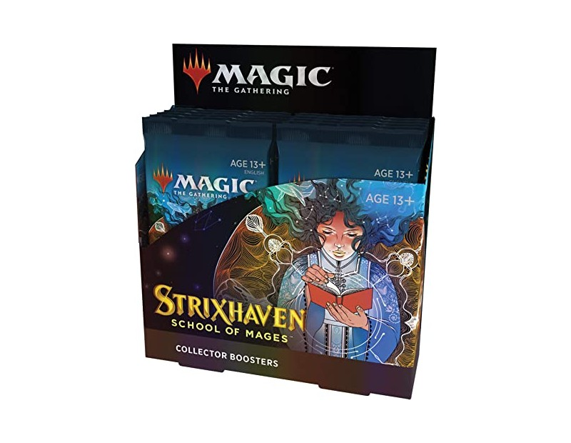 Collector Booster Display Strixhaven